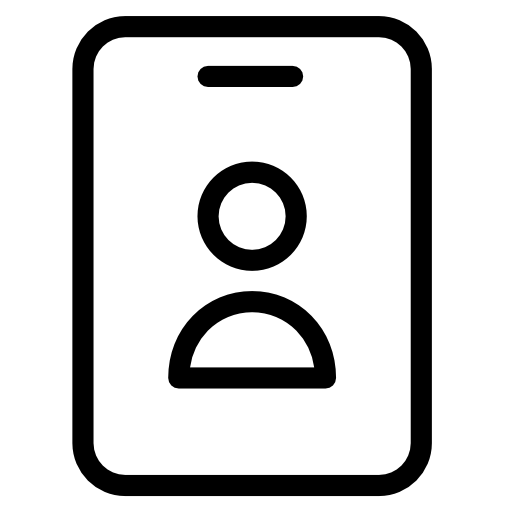 name icon